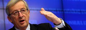 """""""Mr. Euro"""" feiert Jubiläum: Juncker sieht eine """"Polykrise"""""""