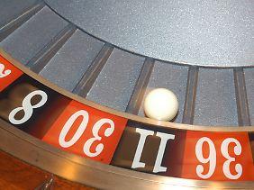 Die österreichische Amtsstube wurde zum Casino.