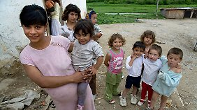 Die Roma sind die Minderheit in Europa, die am stärksten diskriminiert wird. In der EU leben sie vor allem in Bulgarien, Rumänien und Spanien.