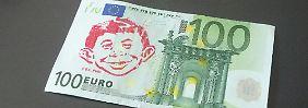 """Alfred E. Neumann auf dem Geldschein: """"Mad"""" versteigert 100 Euro"""