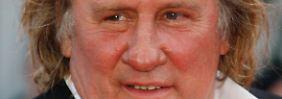 Gérard Depardieu ist ein Sparfuchs.