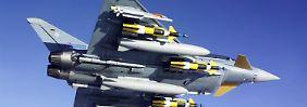 Deutsche Waffen für die Welt: Mehr autoritäre Staaten profitieren