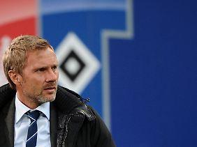 Ob HSV-Coach Thorsten Fink einer Werbereise nach Brasilien noch einmal zustimmen würde?