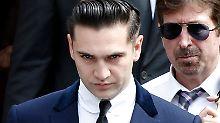 Vorwurf der Vergewaltigung: Amys Ex steht vor Gericht