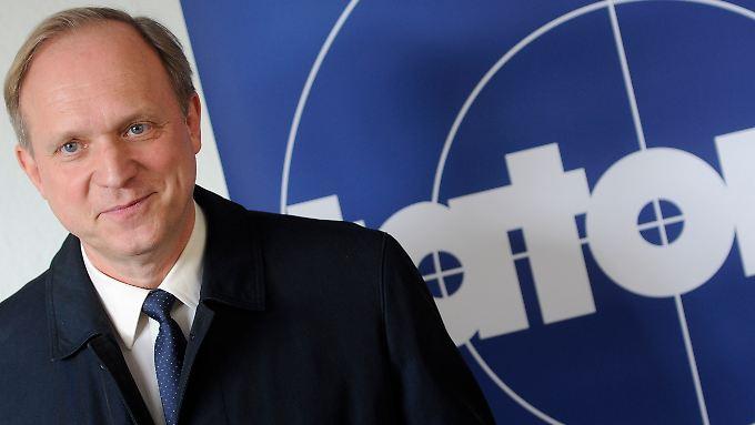 """Zum 40-jährigen Jubiläum des """"Tatorts"""" wird die erste Folge mit Ulrich Tukur als LKA-Ermittler Felix Murot ausgestrahlt. Der dritte wird gerade in Hessen abgedreht."""