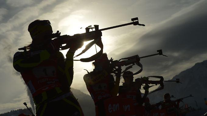 n-tv Ratgeber: Biathlon-Schnupperkurs