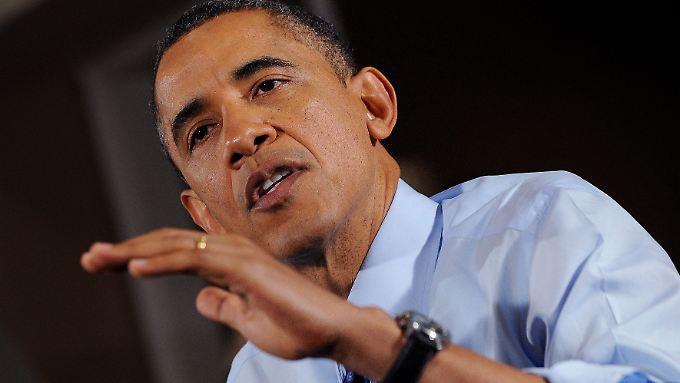 Der neue Budgetvorschlag Obamas sieht für die nächsten zehn Jahre Steuermehreinnahmen von 1,4 Billionen US-Dollar vor - 200 Mrd. Dollar weniger als ursprünglich gefordert.