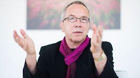Wolfgang Neskovic kann die Genossen in Brandenburg nicht überzeugen.