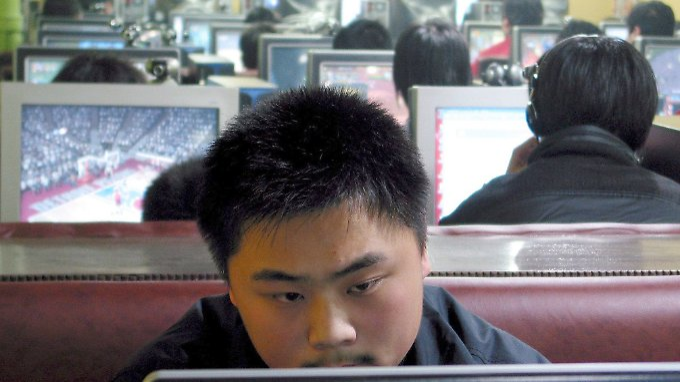 Regierungen wie die in China haben kein Interesse an einem freien Netz.