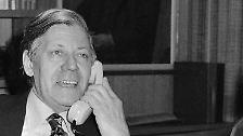 Bilderserie: Helmut Schmidt (1918-2015)