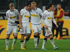 Traumtore in Serie: Juan Arango verzückt mit seinen Treffern nicht nur Mönchengladbach.