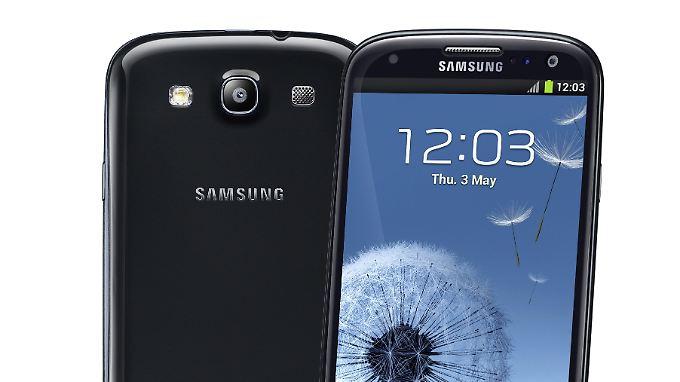 Kam im Mai auf den Markt: Das Galaxy S3.
