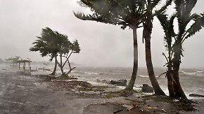 """Zerstörerischer Zyklon: """"Evan"""" wütet auf den Fidschi-Inseln"""