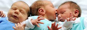 In Europa gibt es nur zehn Länder, in denen die Geburtenziffern niedriger ist als in Deutschland.