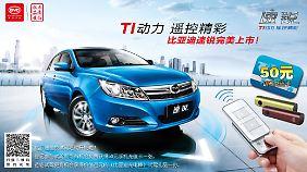 Der chinesische Akkuhersteller Build Your Dreams vereint Batterie- und Autoherstellung unter einem Dach.