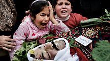 Wenn Krieg und Terror ihre Spuren hinterlassen: Unicef-Fotos 2012