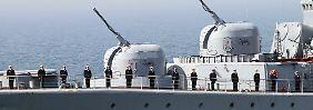 Syrien vor dem Zusammenbruch: Russland schickt Kriegsschiffe