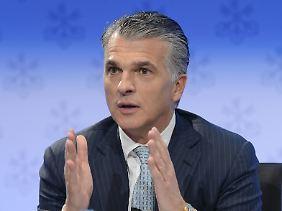 """Sergio Ermotti: """"Ein inakzeptables Verhalten von gewissen Mitarbeitern."""""""