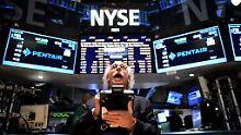 Die Börsen Nyse Euronext und Ice wollen fusionieren.