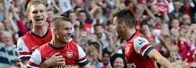 Nur Dortmund ist nicht zufrieden: Neuer freut sich auf Arsenal