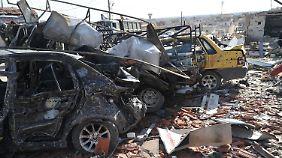 Anhaltender Bürgerkrieg in Syrien: Extremismus nimmt zu
