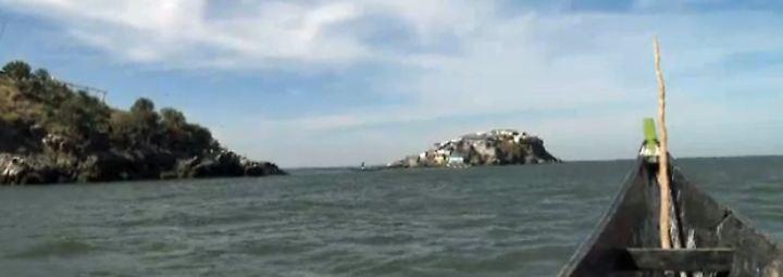 Fels der Gier im Viktoriasee: Jung, reich und gefangen auf Migingo