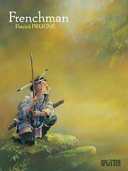 """""""Frenchman"""" ist bei Splitter erschienen, hat 104 Seiten im Großformat und kostet 22,80 Euro (D)."""