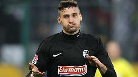 Vier Tore, vier Vorlagen: Daniel Caligiuri.
