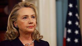 Clinton will nicht mehr Außenministerin sein, über ihre Zukunft wird allerdings eifrig spekuliert.