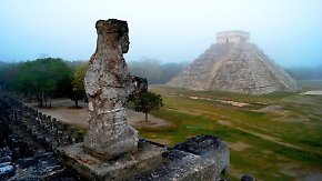 Keine Endzeitstimmung im Land der Maya: Mexikaner bleiben gelassen
