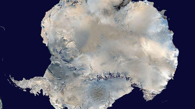 Die Antarktis, der fünftgrößte Kontinent der Erde, unterliegt einem dramatischen Klimawandel.