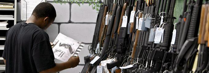 Das Blutbad von Newtown führt bei den amerikanischen Waffennarren zu keinem Umdenken.