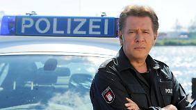 """Die Serie """"Großstadtrevier"""" musste einige Folgen ohne den Kultpolizisten Jan Fedder alias Dirk Matthies auskommen."""