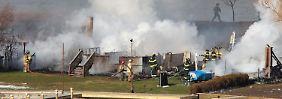 Feuerwehrmänner sterben in Hinterhalt: William S. saß 17 Jahre ein