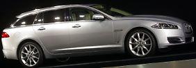 XF Sportbrake  im feinen Zwirn: Jaguar-Kombi beweist Größe