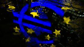 """Angst vor der Inflation: """"Euro war stark unter Druck"""""""