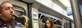Casting für U-Bahn-Musiker: Paris sucht den Metro-Star