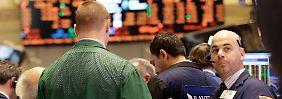 Hoffnung auf Einigung schwindet: US-Börsen deutlich im Minus