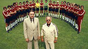 Kaum zu glauben, aber diese Mannschaft spielte 1975 unter dem Namen Hannover 96 in der Bundesliga.