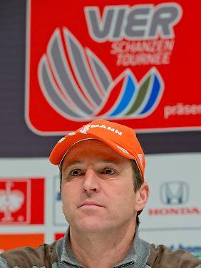 Werner Schuster beflügelt die DSV-Adler.