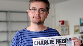 "Charile Hebdo-Chef ""Charb"""