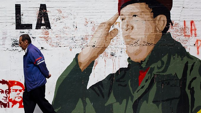 Hugo Chávez wurde bereits vier Mal wegen Krebs operiert.