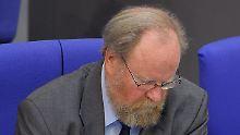 Wolfgang Thierses Schwabenschelte kommt im Südwesten denkbar schlecht an.