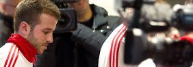 """""""Trennung trotz Liebe"""": Van der Vaarts wollen Scheidung"""