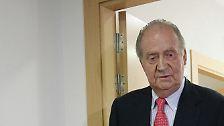 Feliz cumpleaños!: Der Bürgerkönig wird 75