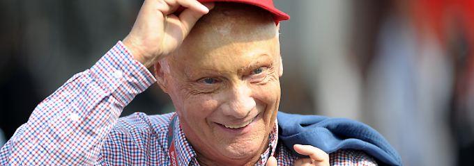 Niki Lauda kehrt ganz zurück zu seinen Wurzeln.