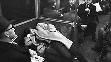 """Londoner """"Tube"""" ist schon 150: Die älteste U-Bahn der Welt"""