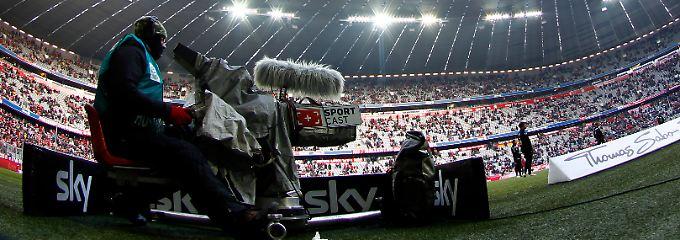 Zuschauermagnet Fußball: Der neue Vertrag läuft bis 2017.