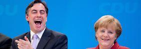 Wahlkampf in Niedersachsen: CDU setzt auf Jubel statt auf FDP