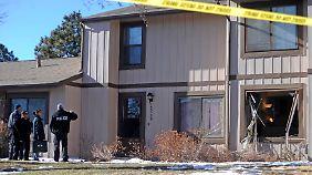 Schon wieder Schüsse in Aurora: Geiselnehmer tötet drei Menschen